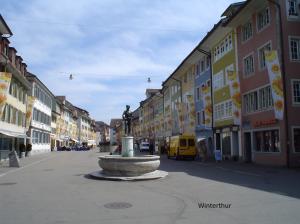 Himweh nach Winterthur